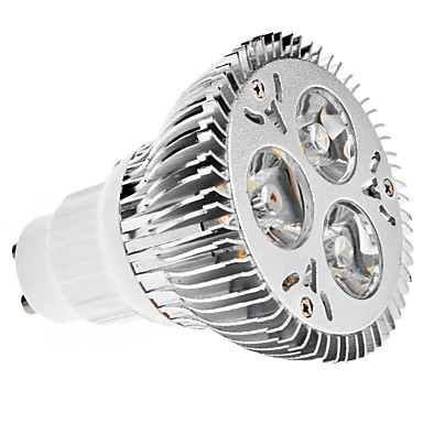 GU10 6W 1-350LM 3000-3500K Warm White Light LED Spot Lampe (220V)