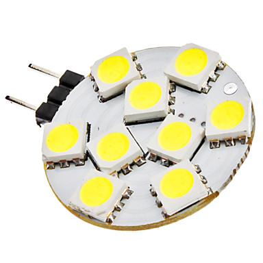 SENCART 120 lm G4 LED Φώτα με 2 pin 9 leds SMD 5050 Θερμό Λευκό Ψυχρό Λευκό DC 12V