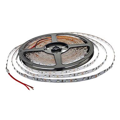 ZDM® 2x5M Esnek LED Şerit Işıklar 300 LED'ler 2835 SMD Kırmızı Kesilebilir / Parti / Dekorotif 12 V 2pcs / Kendinden Yapışkanlı