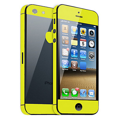 Screen Protector Apple for iPhone 6s Plus iPhone 6 Plus iPhone SE/5s 1 pc Full Body Screen Protector