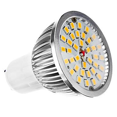 2700 lm E14 GU10 E26/E27 B22 Lâmpadas de Foco de LED MR16 36 leds SMD 2835 Branco Quente Branco Frio AC 100-240V