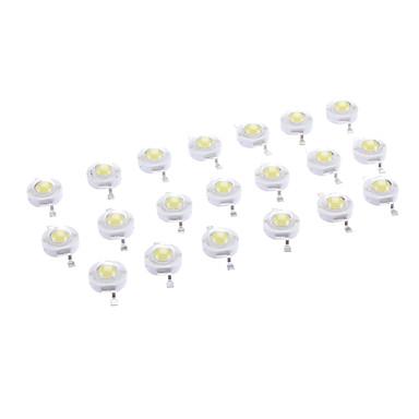 2W 160-180lm 6500K Soğuk Beyaz LED ampuller (20pcs)