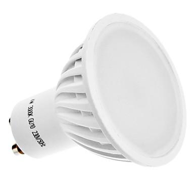 GU10 LED Spot Işıkları MR16 42 SMD 3014 330 lm Sıcak Beyaz AC 220-240 V