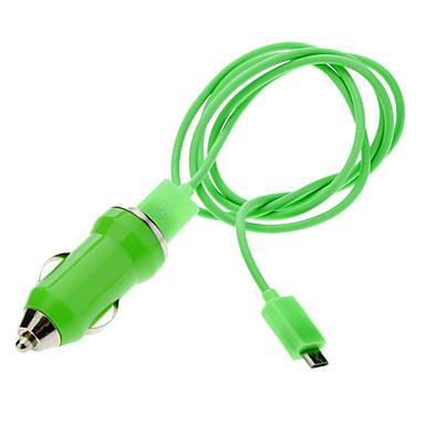 Araba Şarj Aleti Telefon USB Şarj Cihazı 1 USB Bağlantı Noktası DC 12V-24V Cep Telefonu İçin