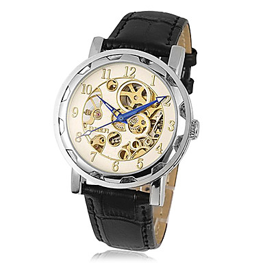 Fashion watches Men Automatic Wrist Mechanical Watch Free Shipping Christmas Gift