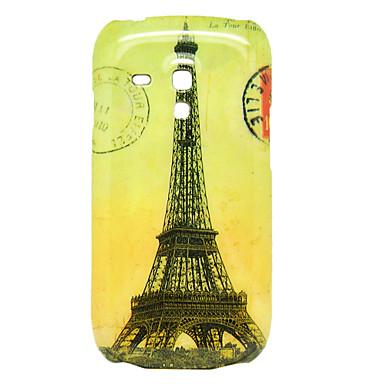 Için Samsung Galaxy Note IMD / Temalı Pouzdro Arka Kılıf Pouzdro Eiffel Kulesi PC Samsung Note 2