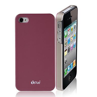 Горячее нажатие встроенный жесткий футляр для iphone4 / 4s iphone cases