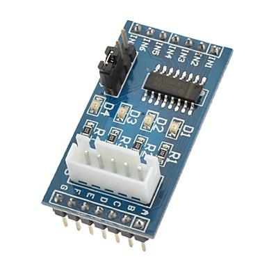 (Arduino için) 4-fazlı 5-line motor sürücü kartı ULN2003 step