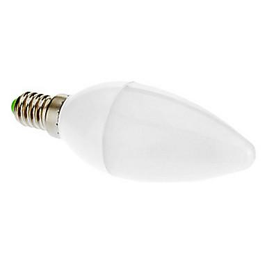 420 lm E14 LED Mum Işıklar 30 led SMD 3020 Sıcak Beyaz AC 220-240V