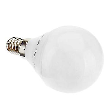 Lampadine globo 32 SMD 3022 E14 6 W 480 LM Bianco caldo AC 220-240 V