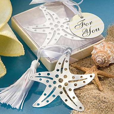 Paslanmaz Çelik Püskül denizyıldızı Bookmark