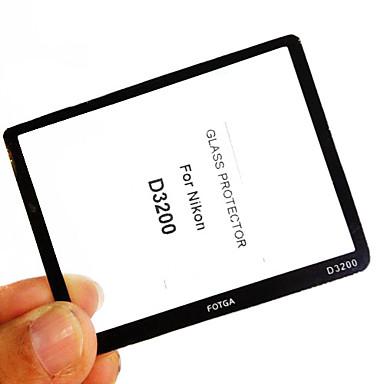 nikon D3200 için fotga® prim lcd ekran paneli koruyucusu cam