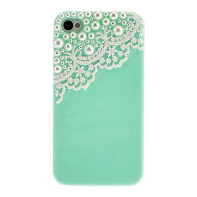 Conception dur de couleur Snap-On Case peau accessoire pour iPhone 4/4S (couleurs assorties)