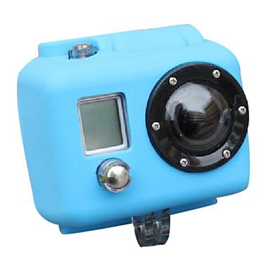 Koruyucu Kılıf İçin Aksiyon Kamerası Gopro 2 Silikon
