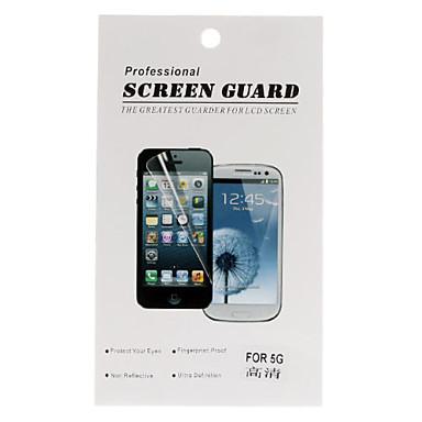 화면 보호기 용 Apple iPhone SE/5s iPhone 5 1개 앞면&뒷면 화면 보호 제품