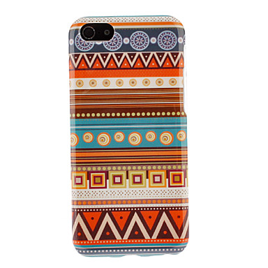 Vintage Aztec Geometric Tribal Pattern Hard Case for iPhone 5C