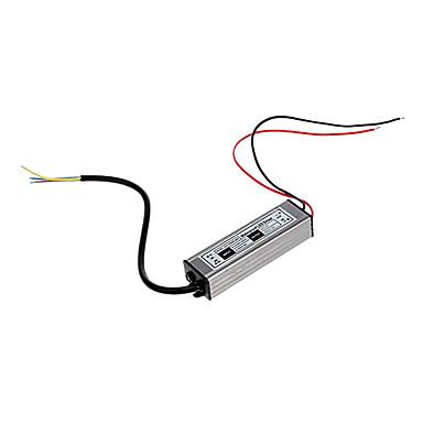 30w 900mA su geçirmez led sürücü güç kaynağı (ac 85-265v / dc 27-37v)