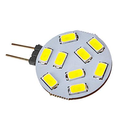 G4 Lâmpadas de Foco de LED 9 leds SMD 5730 120-150lm Branco Frio 6000-6500