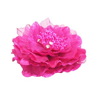 kadın tüy kumaş başlığı-rahat çiçek klasik kadınsı tarzı