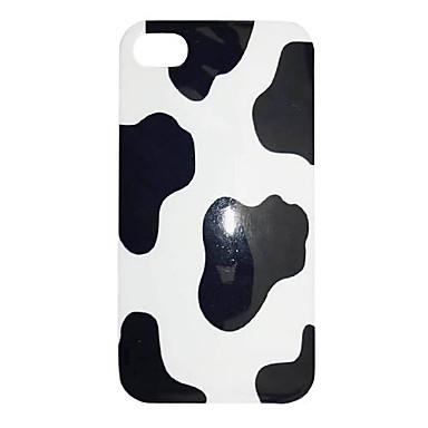 Uyumluluk iPhone 5 Kılıf Kılıflar Kapaklar Temalı Arka Kılıf Pouzdro Siyah & Beyaz Sert PC için iPhone SE/5s iPhone 5