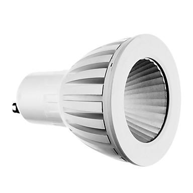 GU10 LED Spot Işıkları 1 led COB Serin Beyaz 720lm 6000K AC 85-265V