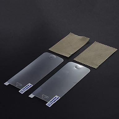 Ekran Koruyucu için iPhone SE/5s iPhone 5 2 adets Ön Ekran Koruyucu Aynalı