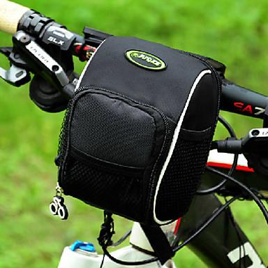 FJQXZ Bisiklet Gidon Çantaları Su Geçirmez, Hızlı Kuruma, Giyilebilir Bisiklet Çantası Naylon / 600D Polyester Bisikletçi Çantası Bisiklet Çantası Bisiklete biniciliği / Bisiklet
