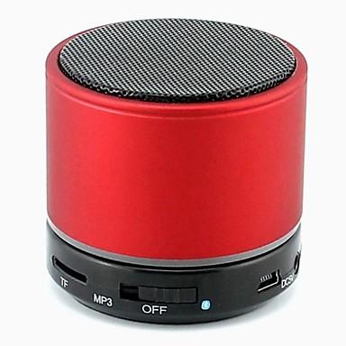 Mini Bluetooth3.0 + EDR Salut-Fi haut-parleur stéréo avec microphone / Cartes TF Lecteur MP3 pour / Iphone / Ipad / Samsung / Ordinateur RDS011