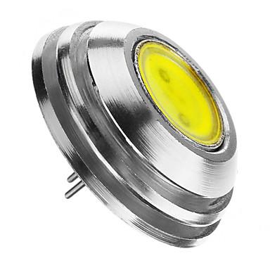 160 lm G4 LED-bollampen 1 leds COB Decoratief Warm wit Koel wit DC 12V