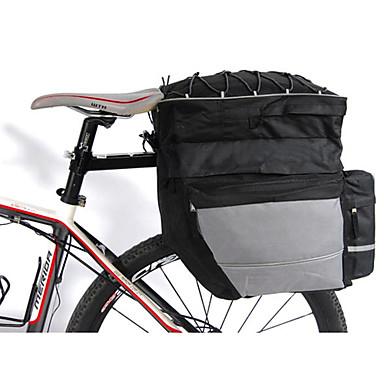 FJQXZ Bisiklet Çantası Bisiklet Arka Çantaları/Bisiklet Tekerleği Sepetleri Su Geçirmez Hızlı Kuruma Giyilebilir 3, 1 Darbeye Dayanıklı