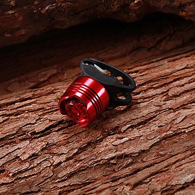 Bisiklet Işıkları Bisiklet Arka Işığı - Bisiklet Su Geçirmez CR2032 120 Lümen Batarya Bisiklete biniciliği Çok Fonksiyonlu