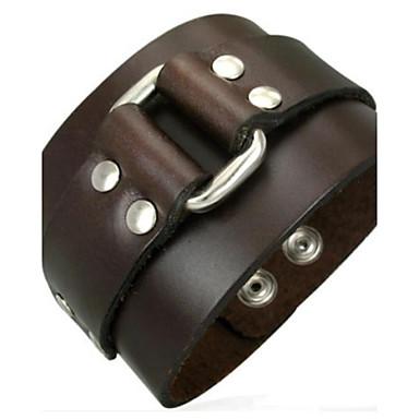 Bracelets en cuir - Cuir Rétro, Mode Bracelet Pour Quotidien