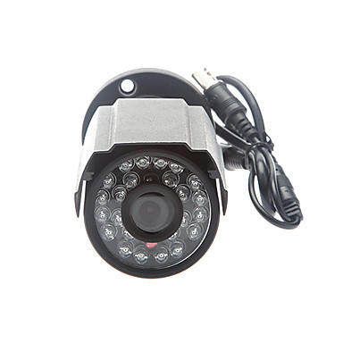 Gece Görüş Açık Güvenlik Kameraları