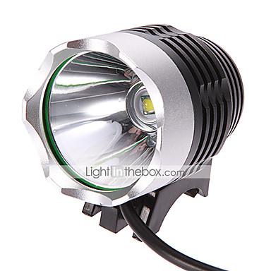 Bisiklet Ön Işığı / Bisiklet Farı Bisiklet Işıkları LED Bisiklet Şarj Edilebilir, Çoklu mod 18650 900 lm Batarya Bisiklete biniciliği / Çok Fonksiyonlu / IPX-4