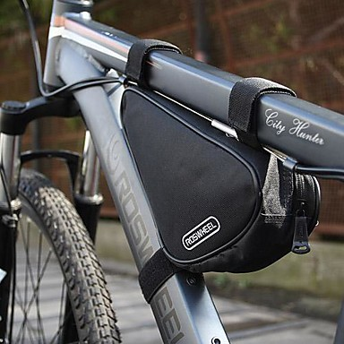 Roswheel Triangle Cycling Bicycle Front Tube Frame Bag
