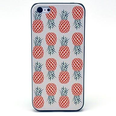 IPhone 5C için ananas Desen Hard Case