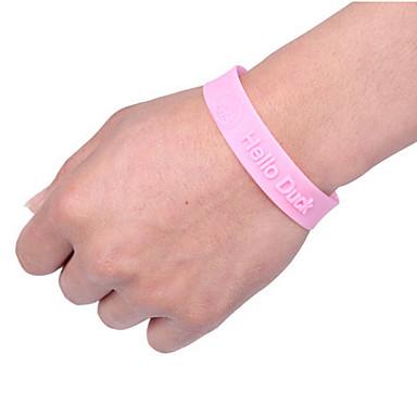 voordelige Medische & Persoonlijke Verzorging-verstelbare muggen armband vervel willekeurige kleur levering