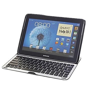 3.0 bluetooth mobil aluminiu tastatură + ABS fără fir pentru Samsung Galaxy Note 10.1 N8000