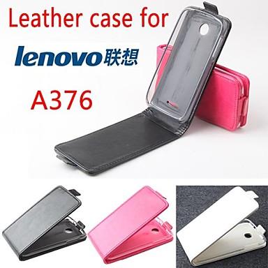 Pentru Carcasă Lenovo Întoarce Maska Corp Plin Maska Culoare solida Greu PU piele Lenovo