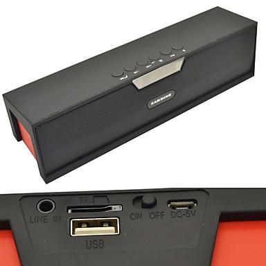 Altofalante para Ambientes Exteriores 2.1 CH Portátil / Bluetooth / Exterior