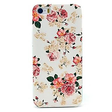 bujor trandafir model floare greu caz pentru iPhone 4 / 4S