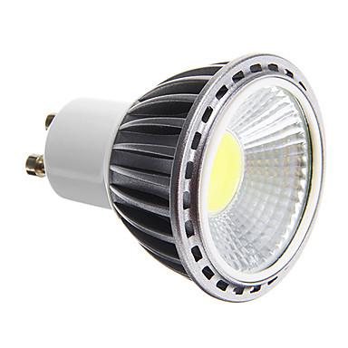 50-400 lm GU10 LED Spot Işıkları led COB Kısılabilir Serin Beyaz AC 220-240V
