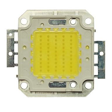 jiawen® 50w 4000-4500lm 6000K soğuk beyaz çip led (DC 30-33v)