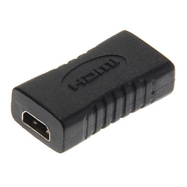 ieftine HDMI-de mare viteză micro HDMI femeie la micro HDMI adaptor negru femeie