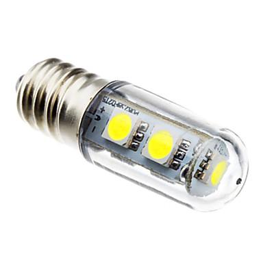E14 Becuri LED Corn 7 led-uri SMD 5050 Decorativ Alb Natural 80lm 6000K AC 220-240V