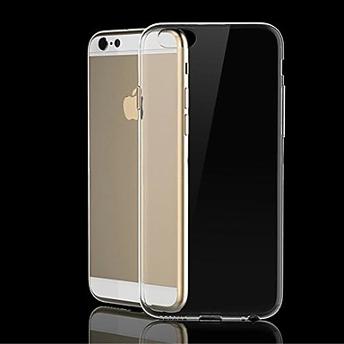 df transparante PC Cover Case voor iPhone 6 plus
