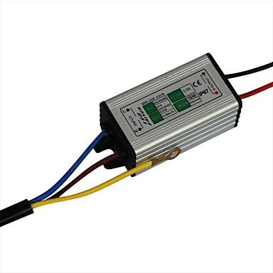 jiawen 10w 1500ma condus de alimentare ac85-265v din aluminiu condus curent adaptor de curent transformator adaptor (dc 18-36v de ieșire)