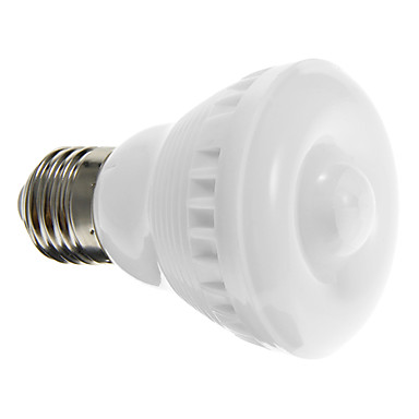 2W 90-120 lm E26/E27 LED-spotlampen A60 (A19) 12 leds SMD 5050 Sensor Warm wit Koel wit AC 220-240V