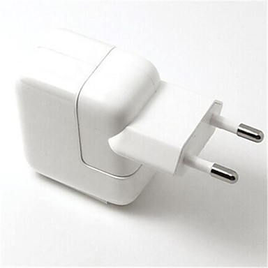 Taşınabilir şarj Telefon USB Şarj Cihazı EU Priz Şart Seti 1 USB Bağlantı Noktası 2.1A