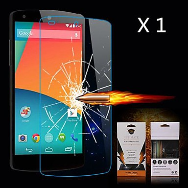 Ultimate Shock Absorption Screen Protector for LG Nexus 5